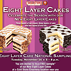 Free samples of ice cream cake