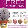 Free cone from Haagen-Dazs