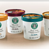 $1 off Starbucks ice cream