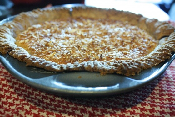 Pie > Cake