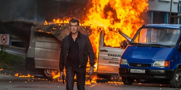 Pierce Brosnan in The November Man (Photo: Relativity Media)