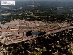 CITY OF KANNAPOLIS - Pillowtex Plant No. 1 in Kannapolis