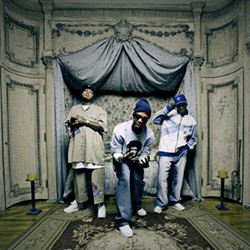 COURTESY SONY URBAN MUSIC - Pimpin' deluxe: Three 6 Mafia