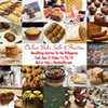 Place bids on yummy baked goods to raise money for Phillippine typhoon victims