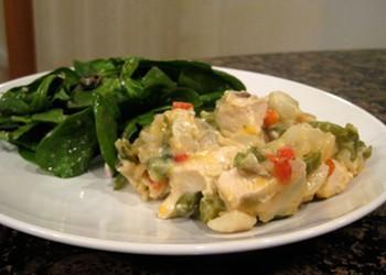 Paula Deen's Chicken and Rice Casserole