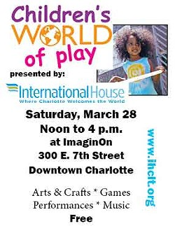 INTERNATIONAL HOUSE - Play is Universal
