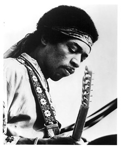 COURTESY MCA - Play on, Brother Jimi