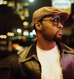 PLEASED TO MEET YOU: Musiq Soulchild
