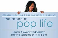 Pop Life pops to a new spot!