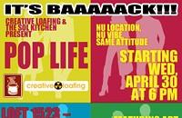 Pop life returns!