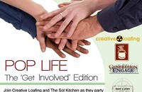 Pop Life: The 'Get Involved' Edition