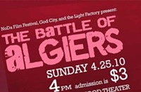 NoDa Film Festival returns with <em>The Battle of Algiers</em>