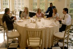 RADOK - Power breakfast at the Duke Mansion