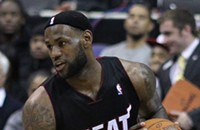 Dear LeBron James: Move to Charlotte?