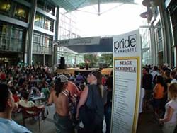 PRIDE CHARLOTTE - PRIDE-FULL: A look at last year's Pride celebration