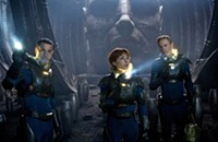 Weekend Film Reviews: <em>Prometheus; The Intouchables</em>