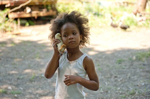 Quvenzhane Wallis in Beasts of the Southern Wild (Photo: Fox)