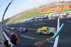 RACE TO THE FINISH LINE: The 50th running Coca-Cola 600 will go down at Lowe's Motor Speedway May 24.