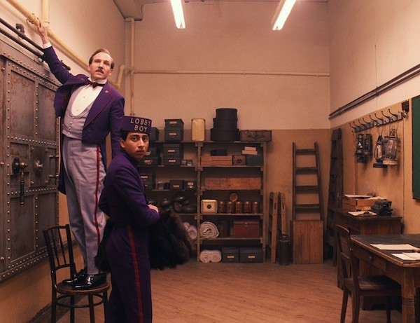 Ralph Fiennes and Tony Revolori in The Grand Budapest Hotel (Photo: Fox)