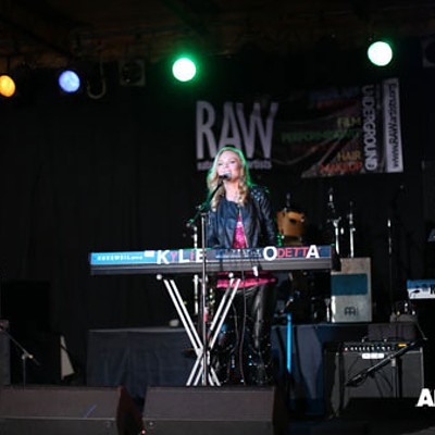RAW Artists: Spectrum at Tremont Music Hall, 4/17/2014