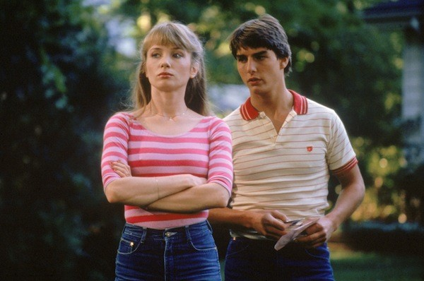 Rebecca De Mornay and Tom Cruise in Risky Business (Photo: Warner Bros.)