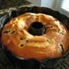 Recipe: Blueberry Pound Cake