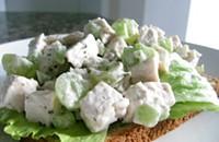 Recipe: Chicken Salad Veronique