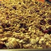 Recipe: Pomegranate Gingerbread Granola