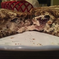 Recipe: Roast Chicken Salad Sandwiches