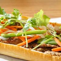 Recommendation: Grilled pork banh mi at Le's