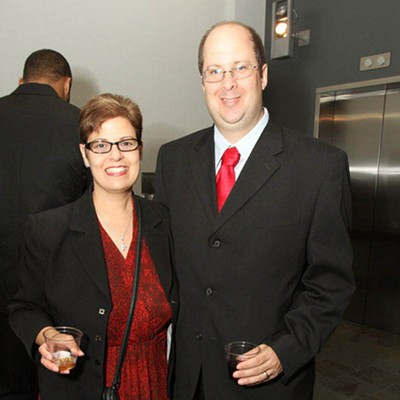 Red Pump Red Tie Gala, 12/1/11