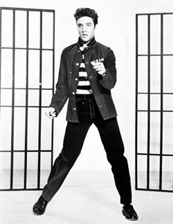 WIKIPEDIA - REMEMBER THE KING: Elvis tribute artists will perform at Jonathan's of Matthews to honor the king on Aug. 16.