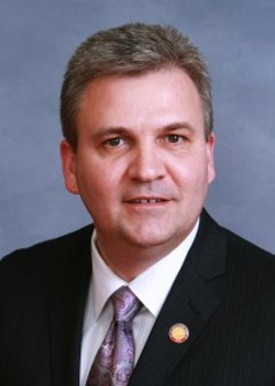 Rep. Mike Stone (R- Harnett, Lee)