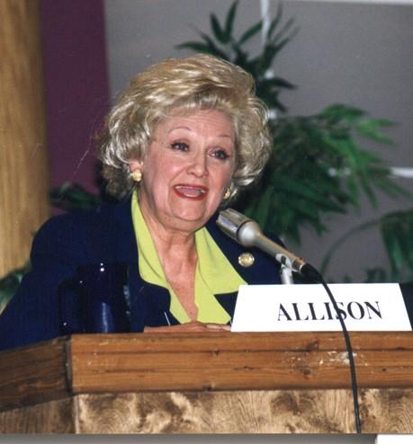 Rep. Rita Allison