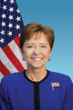 Rep. Sue Myrick (official photo)
