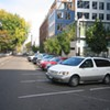 Reverse angle parking pops up in Plaza Midwood