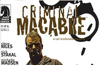 Review of Criminal Macabre: A Cal McDonald Mystery