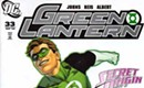 Review of Green Lantern No. 33 and 34