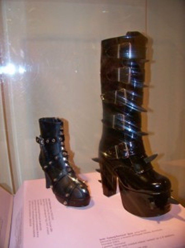 003a62e1edbf Review  The Heights of Fashion  Platform Shoes Then and Now
