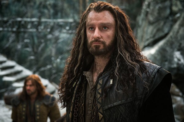 Richard Armitage in The Hobbit: The Battle of the Five Armies (Photo: Warner Bros.)