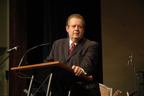 Richard Land of the Southern Baptist Convention: aren't you glad this guy is advising the government on religious freedom?