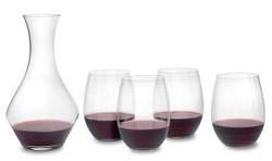 Riedel me this... stemless glasses make great gifts