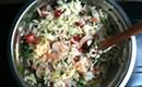 Roasted Shrimp Orzo Salad