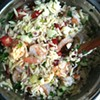 Roasted Shrimp Orzo Salad