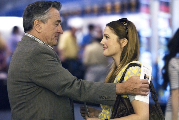 Robert De Niro and Drew Barrymore in Everybody's Fine (Photo: Lionsgate)