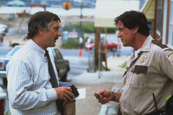 Robert De Niro and Sylvester Stallone in Cop Land (Photo: Lionsgate & Miramax)