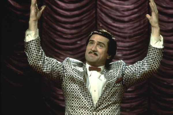 Robert De Niro in The King of Comedy (Photo: Fox)