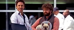WARNER BROS. - Robert Downey Jr. and Zach Galifianakis in Due Date