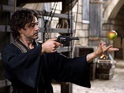 WARNER BROS. - Robert Downey Jr. in Sherlock Holmes: A Game of Shadows