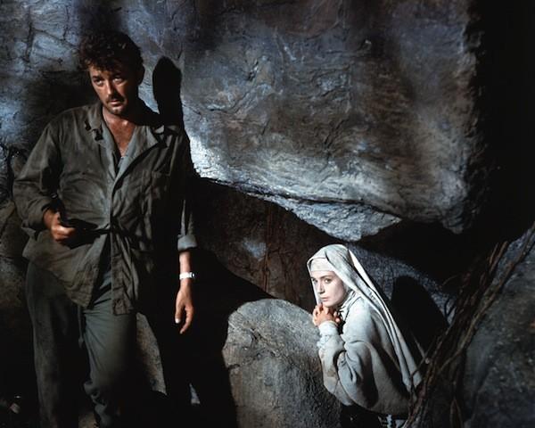 Robert Mitchum and Deborah Kerr in Heaven Knows, Mr. Allison (Photo: Twilight Time)